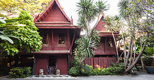 Tempat Wisata di Bangkok - Jim Thompson House