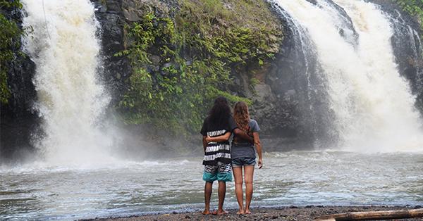 Tempat Wisata di Halmahera - Air Terjun Sapoli