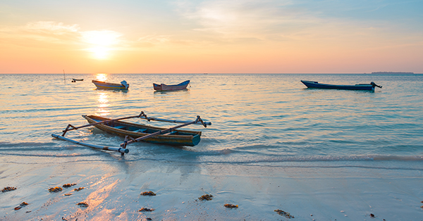 Tempat Wisata di Halmahera - Pulau Meti