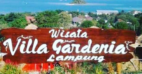 Tempat Wisata di Lampung - Villa Gardenia