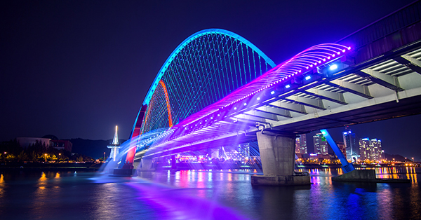 Tempat Wisata di MV Lagu BTS Terbaik - Banpo Bridge