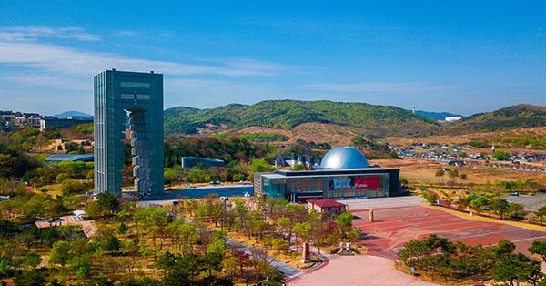Tempat Wisata di MV Lagu BTS Terbaik - Bomun Tourist Complex