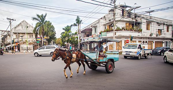 Tempat Wisata di Mataram - Kawasan Kota Tua Ampenan