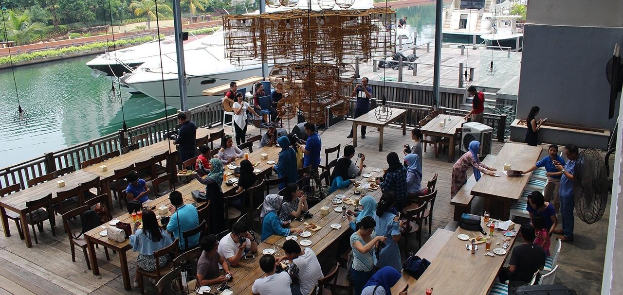 Tempat Wisata di Pantai Indah Kapuk Jakarta - Dapur Seafood