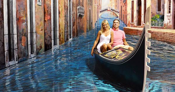 Tempat Wisata di Pattaya - Art In Paradise