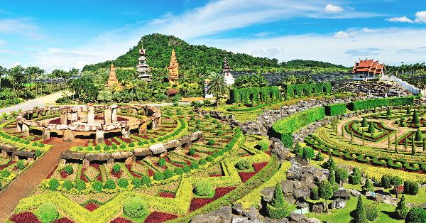 Tempat Wisata di Pattaya - Nong Noach