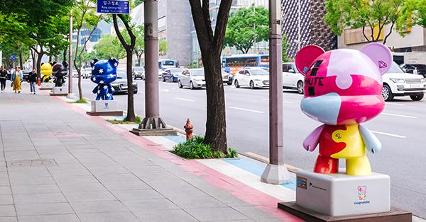 Tempat Wisata di Seoul - Hallyu K-Star Road