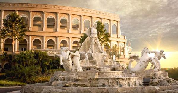 Tempat Wisata di Surabaya - Colosseum Club House
