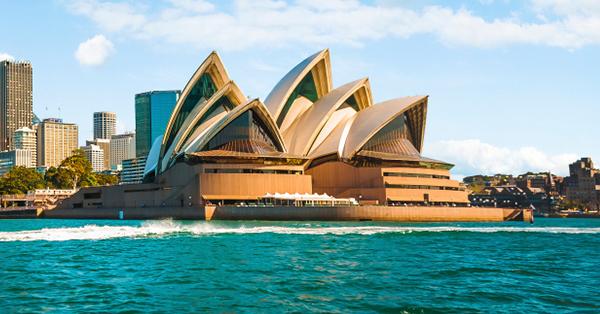 Tempat Wisata di Sydney - Sydney Opera House