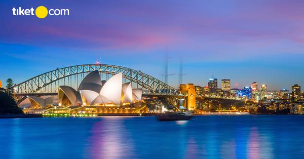 Tempat Wisata di Sydney