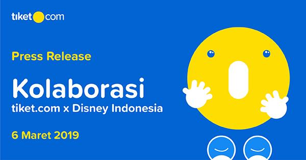 Kolaborasi antara tiket.com dengan Disney Indonesia dalam Memeriahkan Penayangan Film Captain Marvel