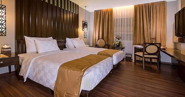 hotel bintang 5 di solo
