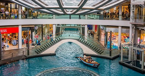 wisata belanja Singapura