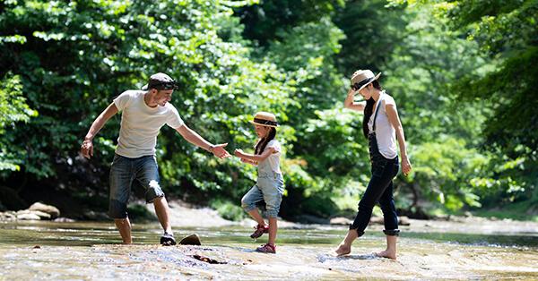 Tips Liburan Keluarga - Explore Daerah Sekitar