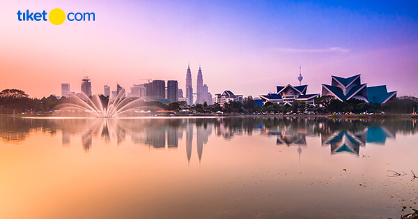 Tips Liburan Murah di Kuala Lumpur