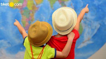 Tips Packing untuk Traveling bersama Anak - Featured