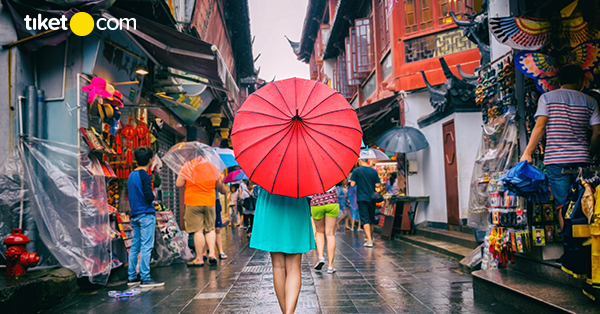 Traveling in Rainy Season