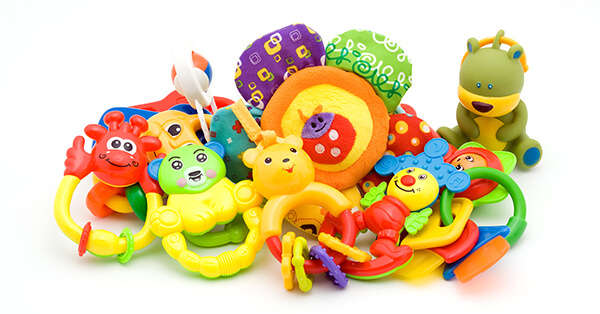 Carry Baby Toys