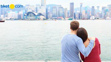 Top 5 Tempat Romantis di HongKong