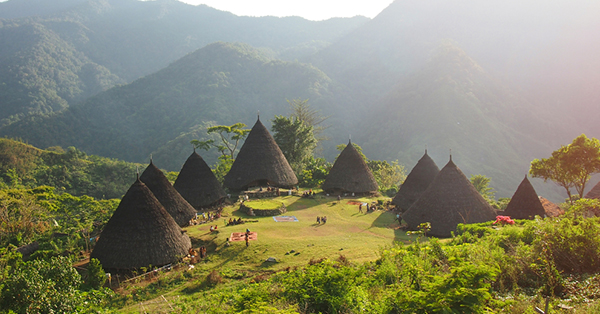 Top Destinations to Visit in Indonesia_blog_Wae Rebo Village Flores