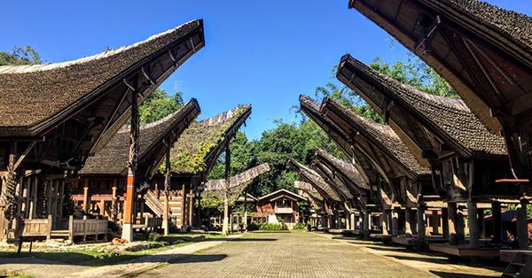 Tempat Wisata Petualangan - Toraja