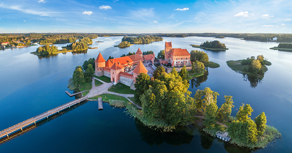 tourist attractions in the Baltics