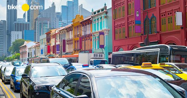 Transportasi Publik di Singapore