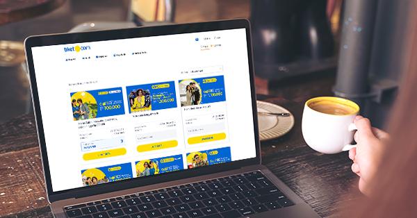 Trik Jitu Liburan ke Luar Negeri dengan Bujet Minim-Cari Promo di tiket.com