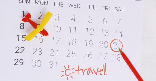 Trik Jitu Liburan ke Luar Negeri dengan Bujet Minim-Pesan Tiket Pesawat dan Hotel Jauh Hari