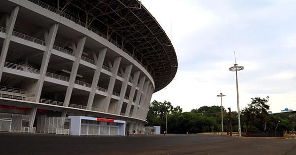 Venue Asian Games 2018 Jakarta - Istora Senayan Jakarta