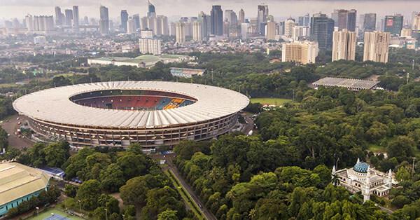 Venue Asian Games 2018 Jakarta - Stadion Gelora Bung Karno