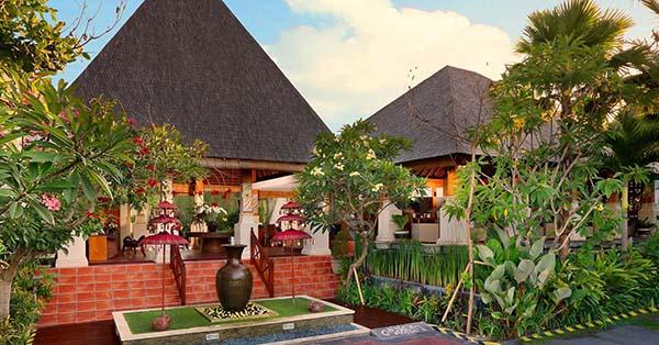 Private Pool Villa di Bali