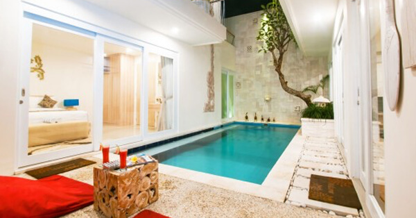 Villa di Bali dengan Private Pool - D'Wina Villa