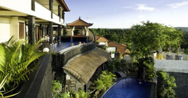 Villa di Bali dengan Private Pool - Jimbaran Cliffs