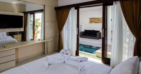 Villa di Bali dengan Private Pool - Karana Villa