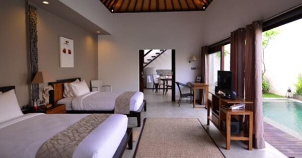Villa di Bali dengan Private Pool - Zoe Villa