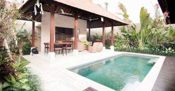 Villa di Bali dengan Private Pool - villa puspa