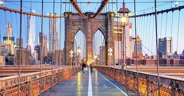 romantic things to do in New York_brooklyn bridge