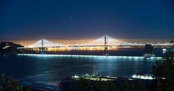 San Francisco Couple