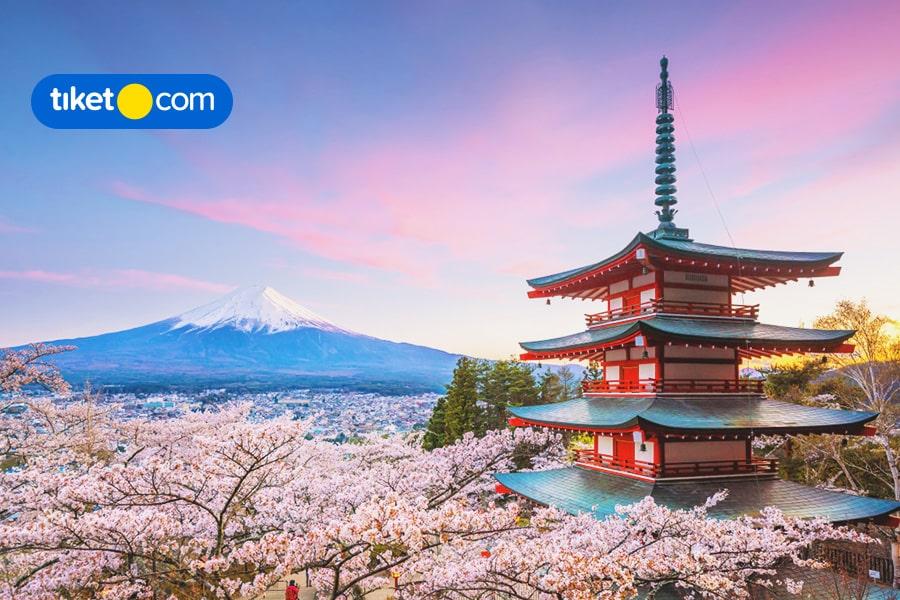10 Wisata Alam Jepang Favorit Turis Indah Banget Tiket Com