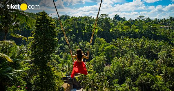 Wisata Ayunan di Bali