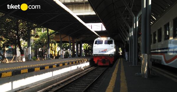Tiket Kereta Lebaran
