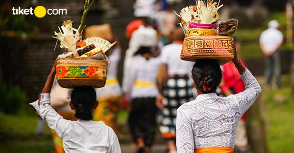 Liburan di Bali Nyepi