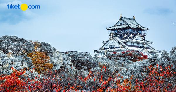 Liburan Musim Dingin di Jepang