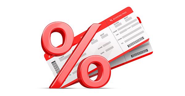 October Online Tiket Deals