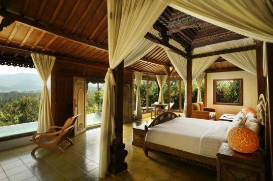 hotel termahal di Indonesia - Plataran Borobudur
