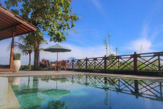 hotel termahal di Indonesia - villa borobudur resort