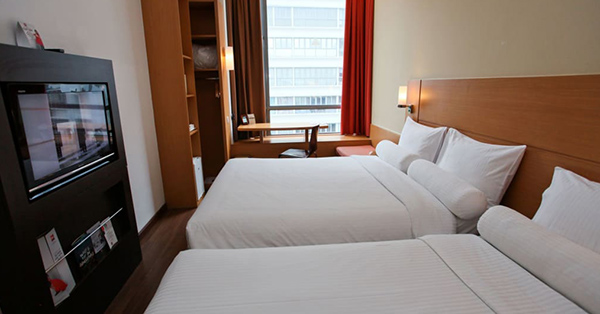 accommodations in Singapore_ibis Singapore Novena