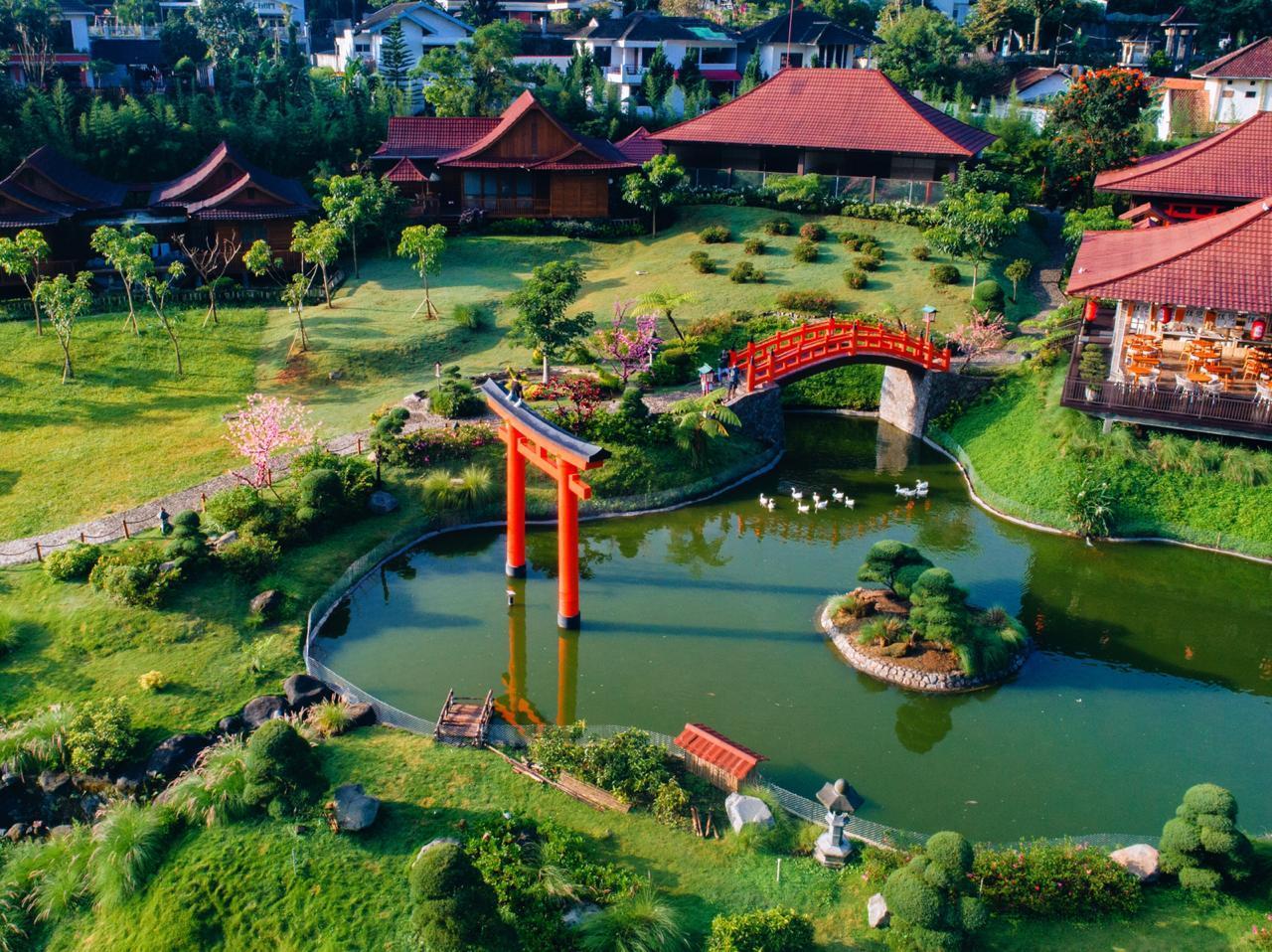 10 Hotel Instagramable Hits Di Batu Dan Malang Bikin Nggak Mau Pulang Tiket Com