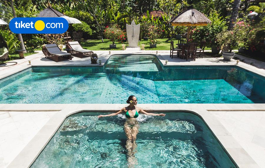 10 Hotel Di Bali Dengan Kolam Renang Private Jacuzzi I Tiket Com